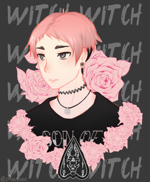 Pink Inkling Girl Cute Splatoon