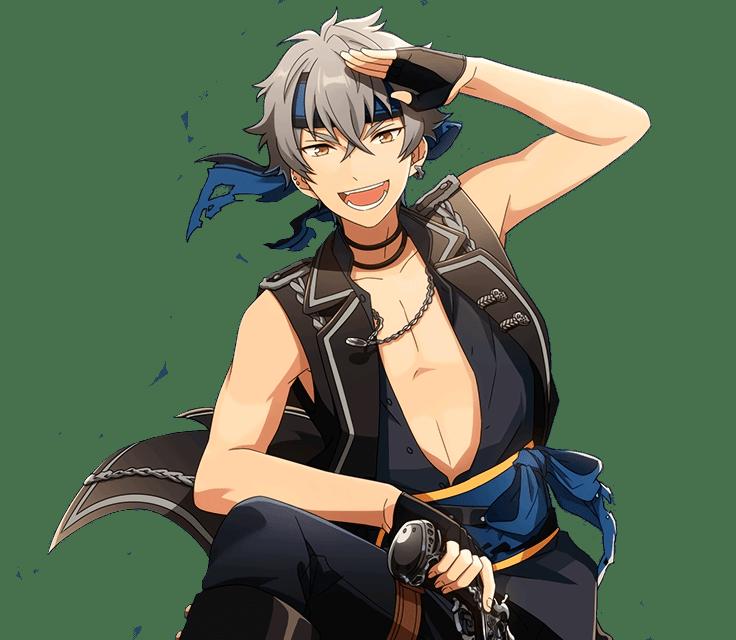 Swashbuckler Anime Male