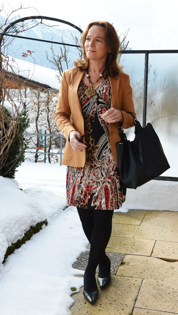 Ladies Winter Fashion 2013