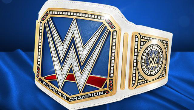 Photos of New Smackdown Women's and Tag Team Championships ...