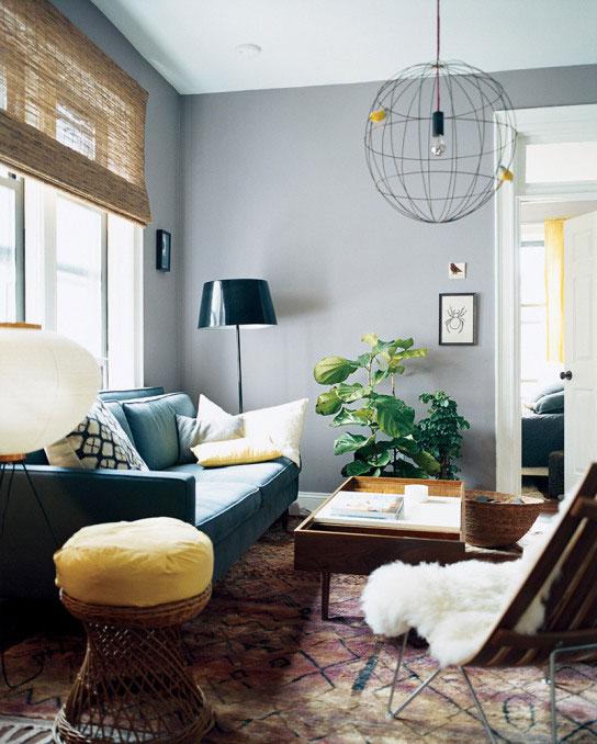 Small Apartment Living Room Decor
