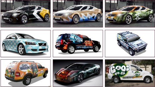 Vehicle Wraps   4ColorPrinters LLC helps build strong brands and delivers quality   Promotional merchandise  done right and on time