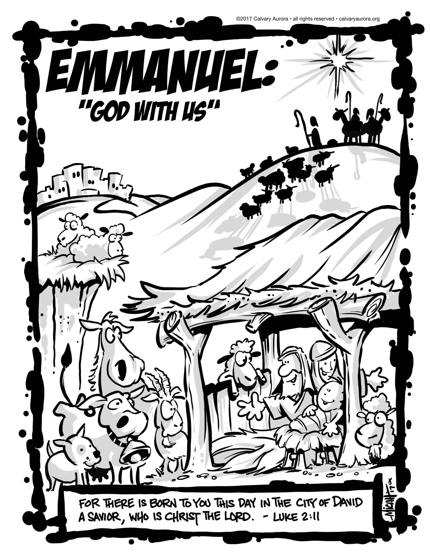 Calvary Chapel Coloring Pages Free Coloring Pages Download   Xsibe ...