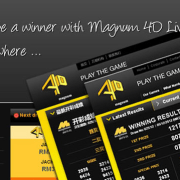 iLottery Magnum 4D information by iBET Malaysia