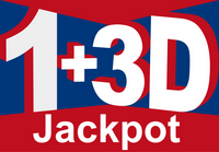 iBET 4D Online Betting 1+3D Jackpot 1 and Jackpot 2 Strike In One Go