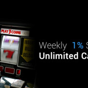 Galaxy Casino 1% Slots Rebate Cashback