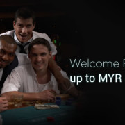 Galaxy Casino Welcome Bonus 100% up to MYR 888
