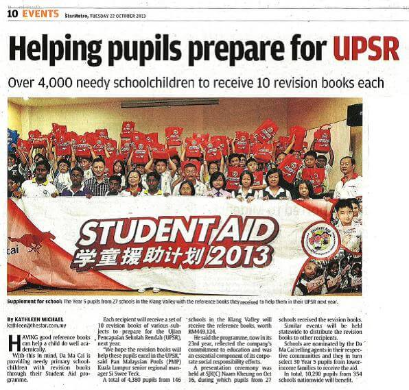 Online 4D betting Helping Pupils Prepare For UPSR