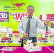 4D Result Sabah first grand winners!