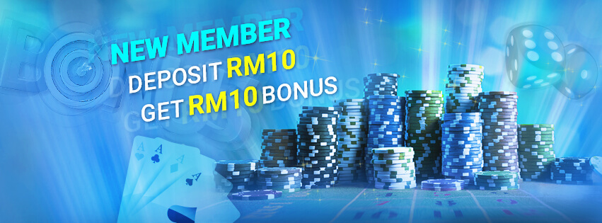 4Dresult King Deposit RM10 Free RM10 Promotion