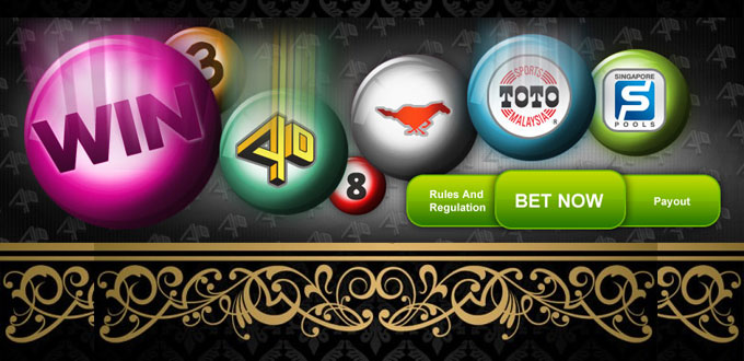 More People Choose to Buy 4D Lottery Online! 1