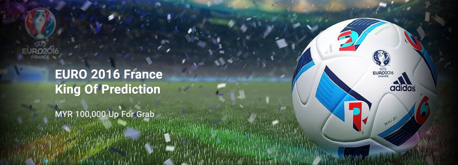 4Dresult 2016 Euro King Of Prediction Promotion
