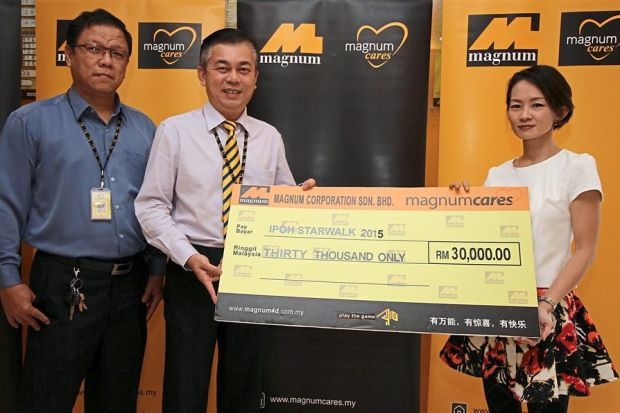 Magnum 4D Release New Ways of 4D Lottery
