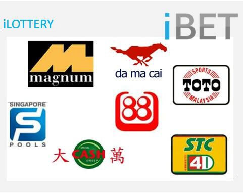 Malaysia Online 4D betting in iLottery by iBET1