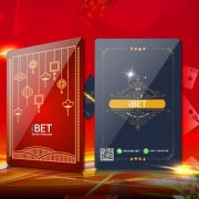 4D Lucky Draw Poker Card in iBET