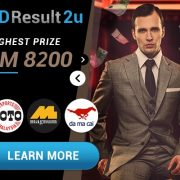 iBET iLOTTERY High Odds Malaysia 4D Betting