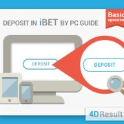 4D Result Malaysia Deposit to iBET