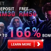 Free RM 50!!! iBET Online Casino Malaysia Only