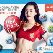 4D Result Malaysia Game Introduction – Roll back