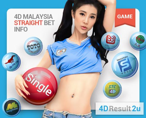 4D Result Malaysia Game Introduction ─ Straight