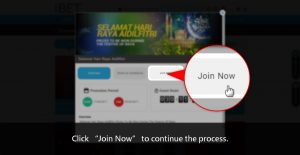 4DResult Hari Raya Aidilfitri Lucky Draw tutorial-join now