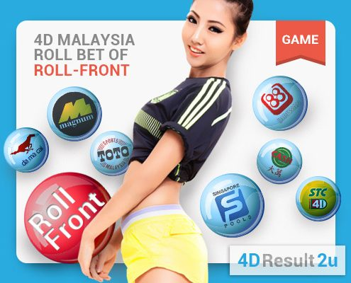 Malaysia 4D Result Game Introduction ─ Roll Front