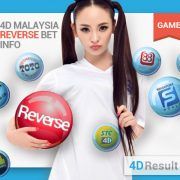 4D Result – Betting 4D Reverse with Big Bet