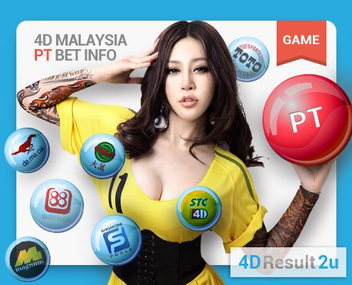 4D Result Malaysia Game Introduction ─ PT Bets