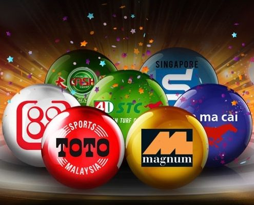 4D Result - Receiving prizes in iBET Lottery