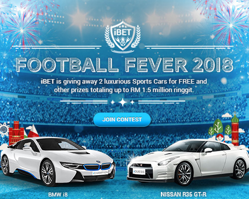 iBET Football Fever 2018