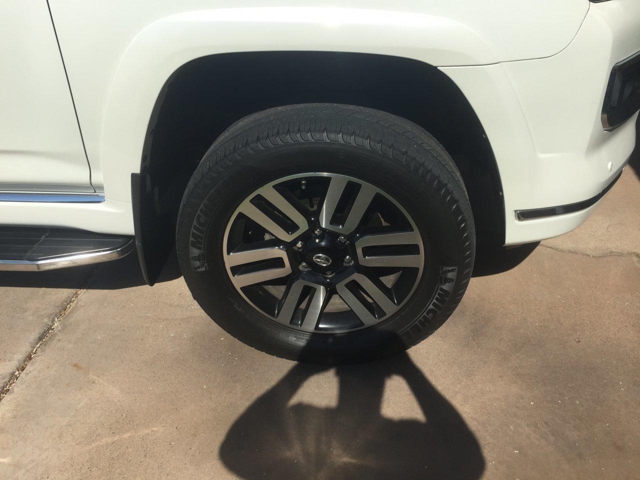 3 4runner Wheels Lift 5th Inch Gen
