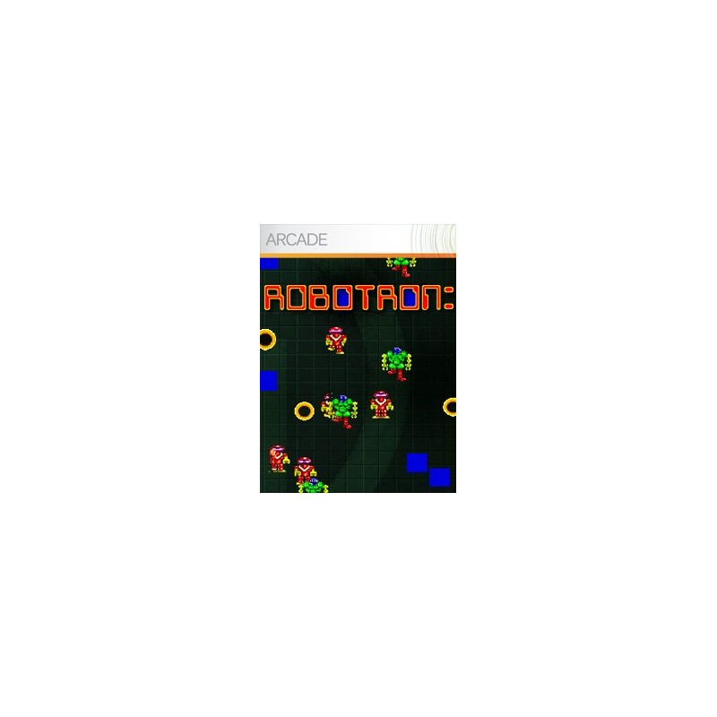 Xbox Live Robotron 2084 Full Arcade Game Code Emailed