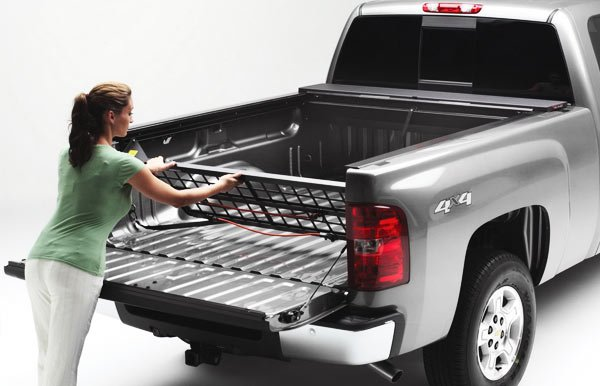 Cargo Manager Truck Bed Divider By Roll N Lock