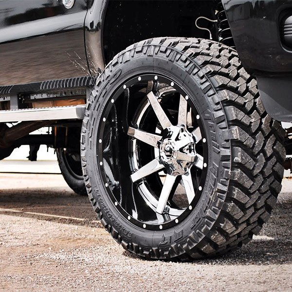 Fuel Maverick Wheel D260