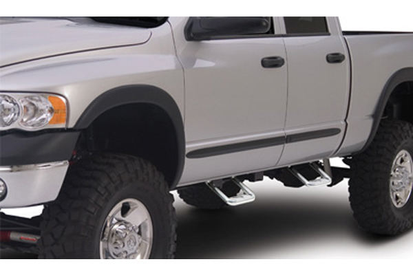 Carr Super Hoop Side Steps Xm3 Polished 4wheelonline Com