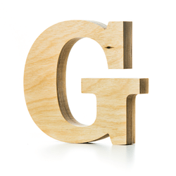 Wooden Letters at Rs 10  piece   Wooden Letter   ID  14829684912
