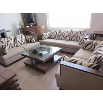 Modern Sofa Set at Rs 12500  seat   designer sofa   Shriram Glass     Modern Sofa Set