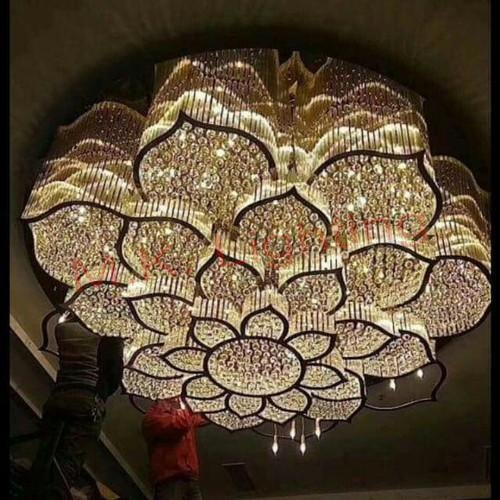 crystal chandelier traditional # 36