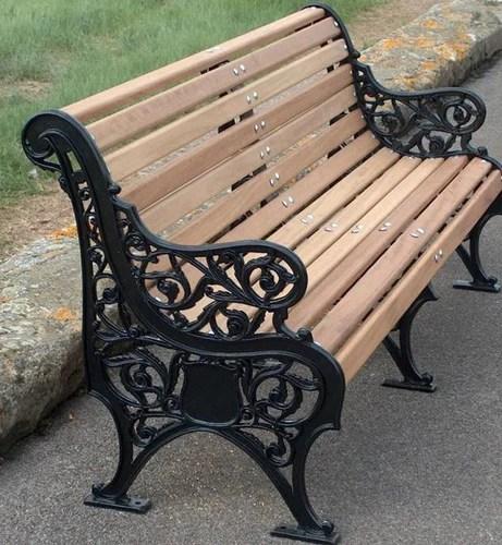 Ornamental Castings Cast Iron Bench Ends Manufacturer