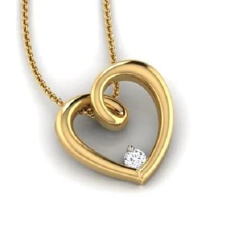 designer pendant necklace # 16