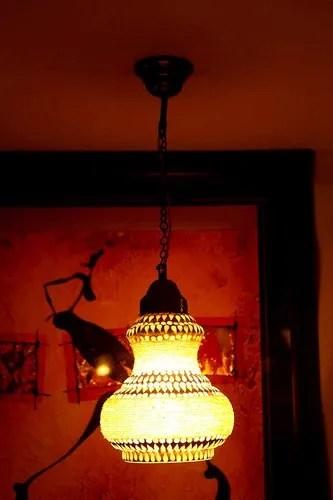 pendant lighting unit # 63