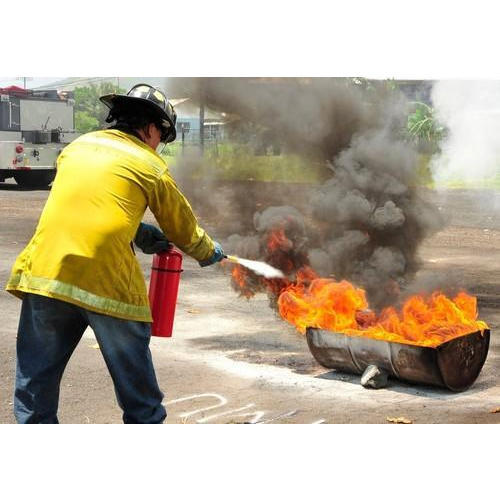 Fire Extinguisher Training Service in Kalbadevi, Mumbai, M ...