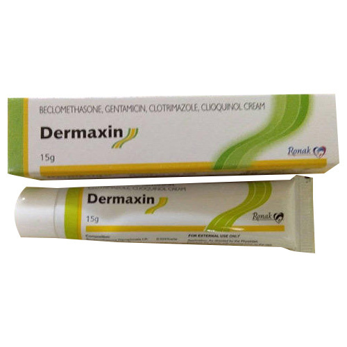 Medical Ointment Dermaxin Cream Manufacturer From Ahmedabad