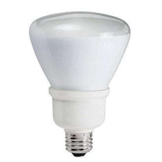 Warm White Flat Top Electric CFL Bulb  Rs 25  piece  Pradeep Sales     Warm White Flat Top Electric CFL Bulb