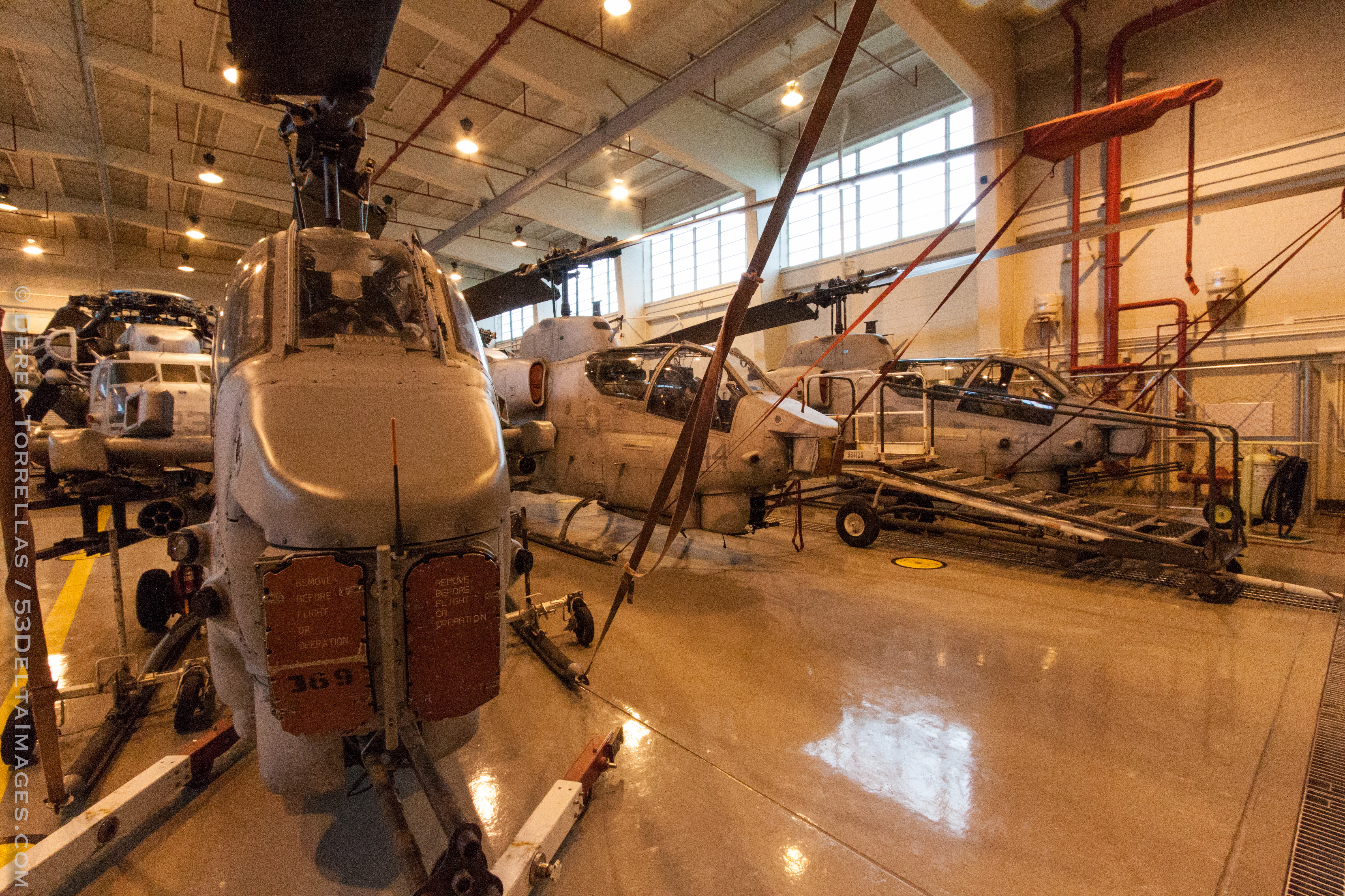 Inside the Refurbished Hangar and Shop Photo   Derek Torrellas   53     Traditionally  there usually is a squadron and or shop photo associated  with a deployment  Instead of making a mundane shop photo wearing our  cammies after