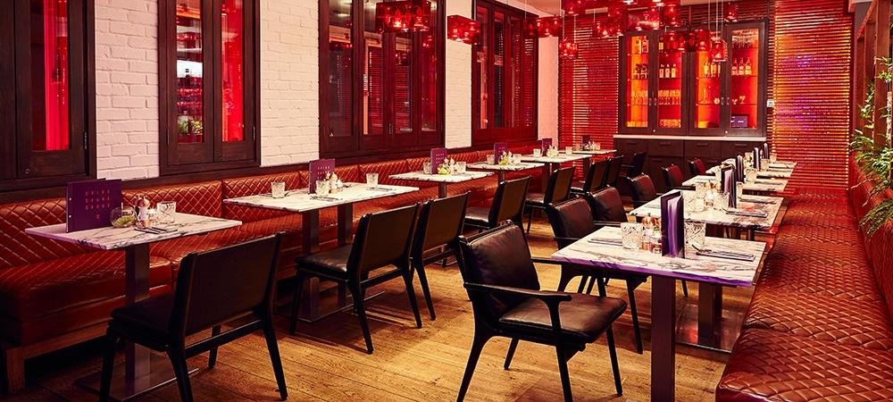 Tigerlily Edinburgh Restaurant Bookings Amp Offers 5pm