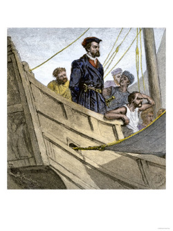 Jacques Cartier   European Explorers