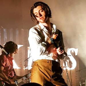 You Spotify Whore — Arctic Monkeys @ Nuits De Fourvière 10 July...