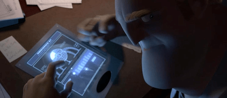 Did Pixar Tease The Ipad With The Incredibles In 2004