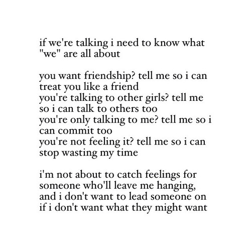 Tumblr Quotes About Mixed Feelings
